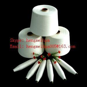 China Polyester Spun Yarn Virgin 7S-60S on sale