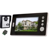 Quality 7 inch wireless color video door phone for sale