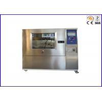 12KW IPX9K-1000 IP Testing Equipment , Environmental Water Spray Test Chamber Manufactures