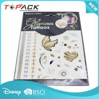 Free sample customized Non-toxic and EN71 temporary tattoo sticker Manufactures