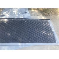 China temporary outdoor sound control panel highway temporary noise fencing panels 40dB noise reduction on sale