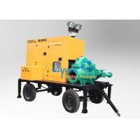 Silent type Diesel generator water pump with independent power system Manufactures