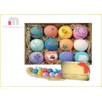 Private Label Mini Bath Bombs Set For Perfect Christmas Gift 3 Years Shelf Life Manufactures