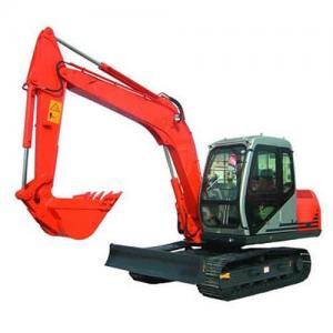 China BH65/BH80 Crawler Excavator Manufactures