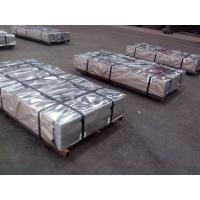 DX51D+Z Galvanized Steel Sheet Roofing Heat Resistant for Roofing , Machine Manufactures