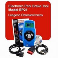 China Auto Electronical Parking Brake Service Tool, EPB Diagnostic, EPB Scanner on sale