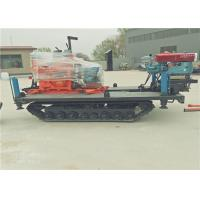 150M Crawler Mounted Drill Rig Engineering Exploration Core Drilling Rig Manufactures