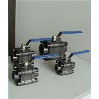 Quality Class800~1500 Forged Steel Ball Valve 3-pc Class800~1500 A105 for sale