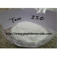 Quality Pharmaceutical Intermediates Testosterone Isocaproate For Male Sexual 15262-86-9 for sale