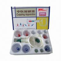 Cupping Therapy Apparatus with Magnetic, Made of ABS Material, Level A  Manufactures