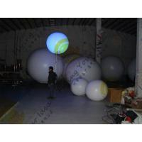 Quality PVC Colorful Inflatable Balloon , Fireproof 0.18mm Thickness Advertising Balloon for sale
