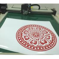 sticker pattern making cutter machine