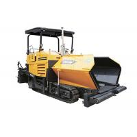 Compact Concrete Asphalt Road Equipment / Road Construction Machine Manufactures