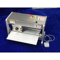 Blade Moving FR4 Alu PCB Board Depaneling Machine With Linear Blades Manufactures