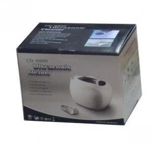 China high quality best price Ultrasonic Jewelry Watch Diamond Cleaner Machine CD-6800 on sale