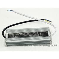 China Professional Industrial Power Supply 12V 60W With Waterproof Metal Case on sale