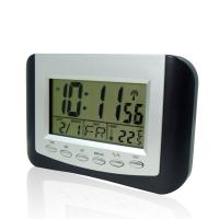 Two AAA Batteries HD-5302C Digital Thermometers, Radio Controlled LCD Clock Manufactures