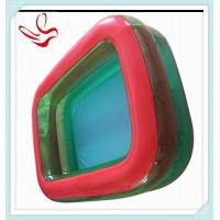 Rectangular Inflatable Swimming Pools , Above Ground Swimming Pool For Adults Manufactures