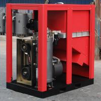 Electric Belt Driven Rotary Screw Air Compressor For Industrial Manufactures