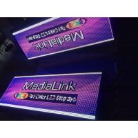 China Front Access Cabinet LED Digital Board RGB High brightness DIP346 on sale