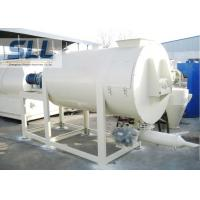 China Professional Dry Mortar Mixer Machine Carbon Steel Material OEM / ODM Acceptable on sale