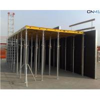 High Capacity Scaffolding Steel Prop , Adjustable Props Heavy Duty 30KN Loading Manufactures