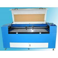 China Double-head Laser Engraver Machine for Leather, Clothing on sale