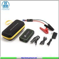 New design Car Emergency Jump Starter TANK power bank with led warning light Manufactures