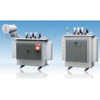 Environmental Protection Oil Immersed Power Transformer / Oil Cooled Power Transformer Manufactures
