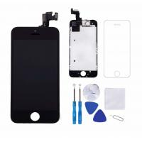 Portable Iphone LCD Touch Screen , Black 4.0 Inch Iphone 5S LCD Touch Screen Manufactures