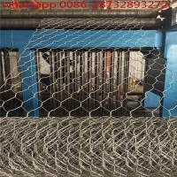 China Galvanized and PVC Gabion Box / Gabion Basket / Gabion Stone Wall/gabion  retaining wall gabion baskets for sale on sale