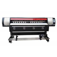 Stable Quality Large Format Eco Solvent Printing Machine 1.8M Single Head Manufactures