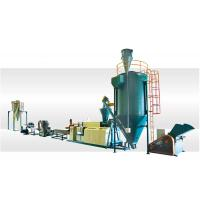China Sealed PS Foam Sheet Extrusion Machine 100-220 Kg/H With Double Stage Exhaust Type on sale