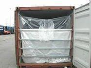 China Coated Pe Woven Dry Bulk Container Liner on sale