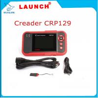 Newest Software Launch Creader CRP129 OBDII/EOBD Auto Code Scanner free update online diagnostic for 4 system Manufactures
