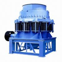 China Concrete Crusher, Spring Cone Crusher for Stone Mining Plant, Unique Ability in Primary Crushing on sale