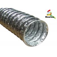 "Flexible Ductwork Application 2""~20"" aluminum foil flexible duct hose"