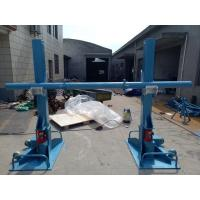 Electrical Carrying Cable Reel Stand Pulling Tools 20 Ton With Hydraulic Jack Manufactures