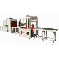 High Speed Semi-Automatic Packing Machine / Horizontal Door Panel Shrink Packing Machine Manufactures