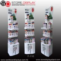 Custom Acrylic Floor display stand for drugs Manufactures