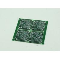 4 Up Array PCB Printed Circuit Board With Tooling Holes Fiducial Marks Manufactures