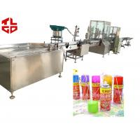 Pneumatic Power Automatic Aerosol Filling Machines For Snow Sprays Party Strings Manufactures