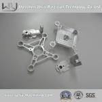 Al7075 CNC Aluminum Machined Part/Precision CNC Machining Part Uav Component for Aerospace Manufactures