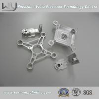 Al7075 CNC Aluminum Machined Part/Precision CNC Machining Part Uav Component for Aerospace Manufactures