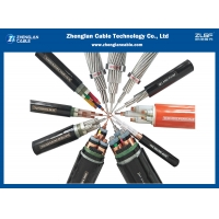 China STA/SWA Armored Or Unarmored XLPE Medium Voltage Power Cables on sale