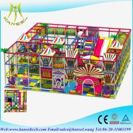 Hansel kids soft play sponge playground indoor soft playground equipment Manufactures