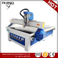 3D 1325 CNC Router Machine MDF / Plywood / Acrylic / Stone Processing Usage Manufactures
