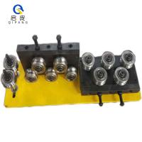 China Stable Straightening Wire Machine Copper Pipe Straightening Tool JZQ10/53 on sale
