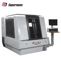 CE / FDA Certification UV Laser Cutting Machine From Supernova Laser Manufactures