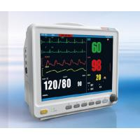 China 12.1 Electronic Patient Monitor Machine Device , Hospital Multiparameter Patient Monitor on sale
